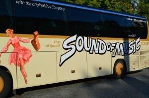 Sound of Music Tour Bus