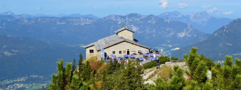 Central Europe Classic Luxury Rail Tour, Eagles Nest - Kehlsteinhaus
