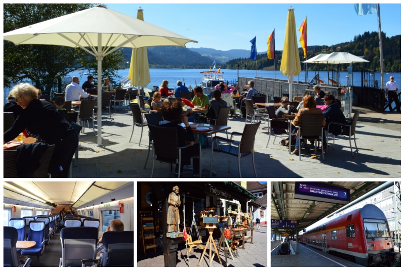 Lake Titisee Black Forest Day Trip, Lake Titisee and Black Forest - Day trip from Frankfurt by Rail