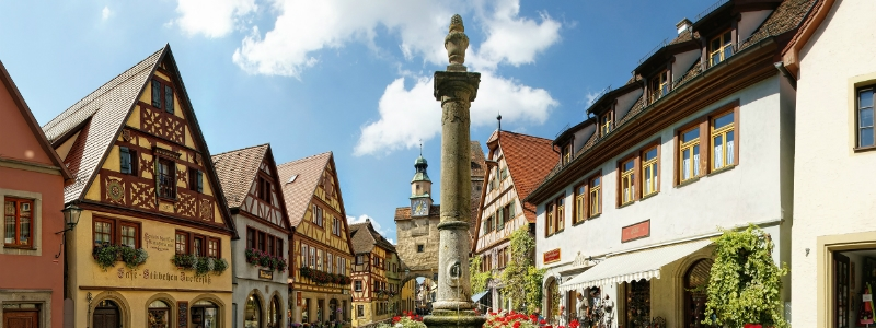 Rothenburg ob der Tauber Germany to-europe.com