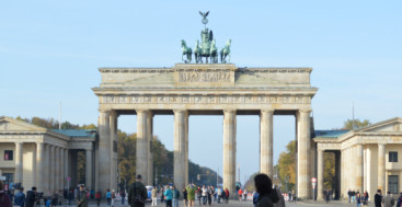Brandenburg Gate Berlin Germany to-europe.com