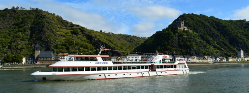 Romantic Road & Rhine River Cruise