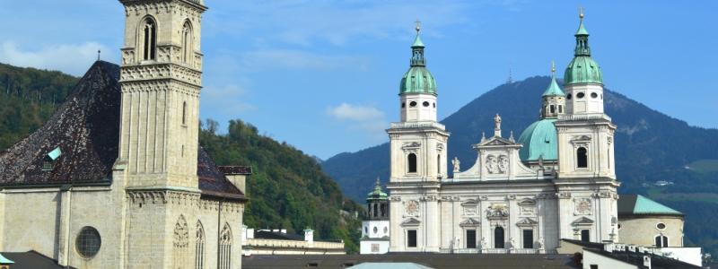 Salzburg Cathedral Austria to-europe.com