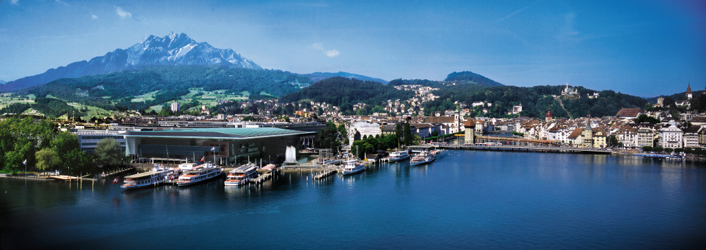 View of Lucerne Switzerland to-europe.com