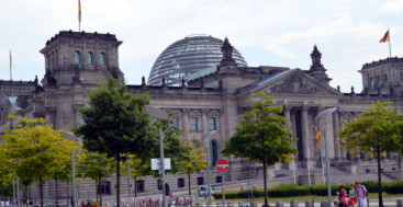 German Parliament Reichstag Berlin to-europe.com