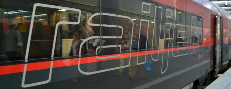 Rail Jet Train Austria to-europe.com