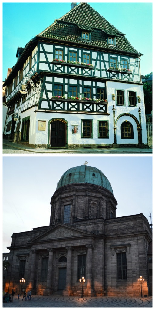 Luther House Eisenach & St. Elisabeth Church Nuremberg Germany to-europe.com