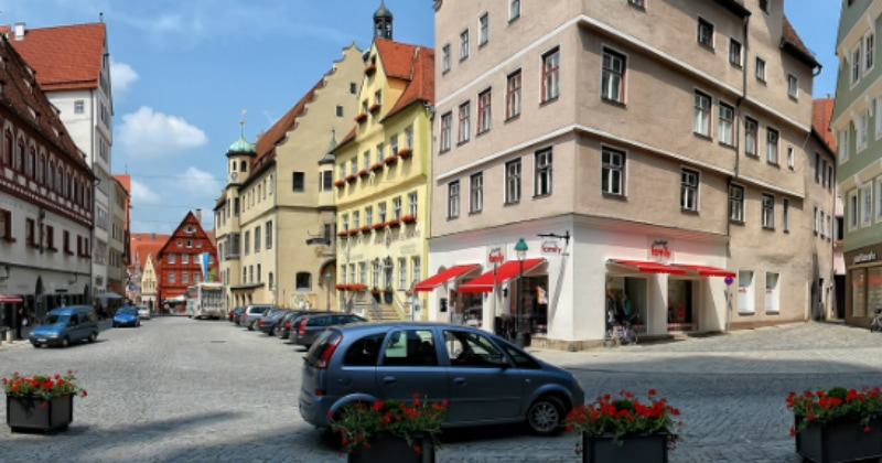 To-Europe Tour Programs, Romantic Road by rental Car Germany to-europe.com