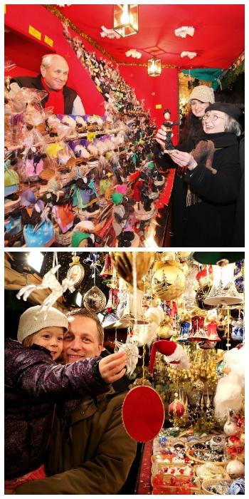Nuremberg Prunemen and Christmas Gifts © Congress- und Tourismus-Zentrale Nürnberg, Steffen Oliver Riese