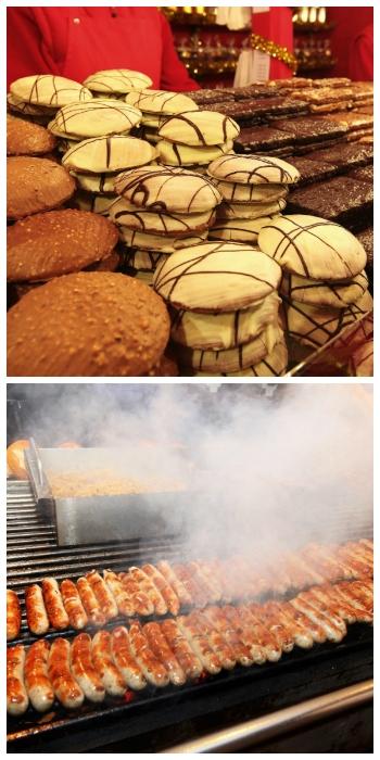 Nuremberger Bratwurst and Nuremberg Ginger Bread Germany to-europe.com