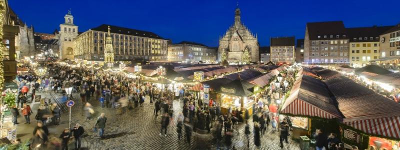 Nuremberg Christmas Market Germany to-europe.com