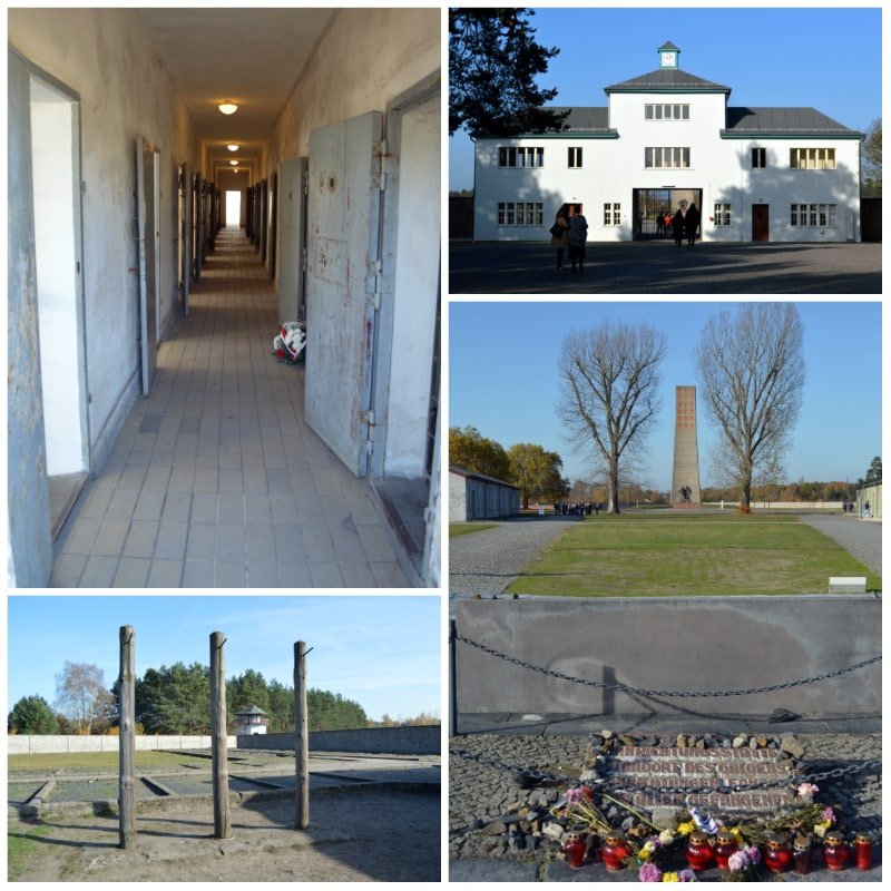 Sachsenhausen Memorial Site