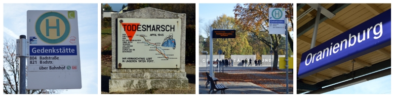 Sachsenhausen Memorial Site, Travel to Oranienburg