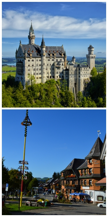 Southern Germany Self-Drive Tour, Neuschwanstein Castle and Black Forest Germany to-europe.com