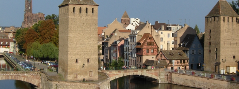 France Germany Rail Self-Drive Tour